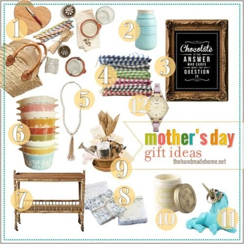 mothers day gift ideas {2014}