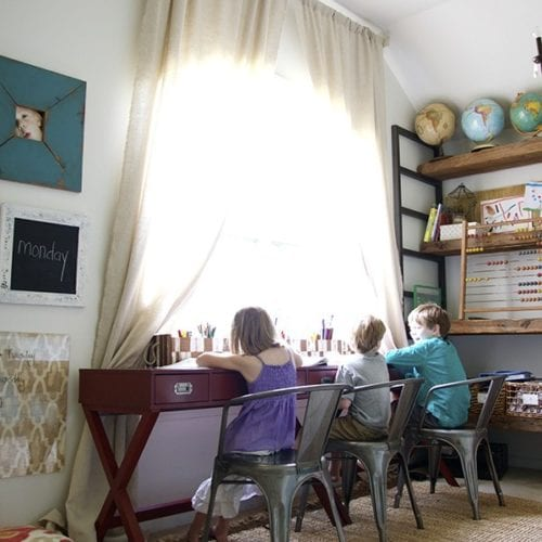 5 things to consider before homeschooling {and an update}