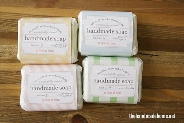 make your own soap our fave recipes free printables With homemade soap labels free