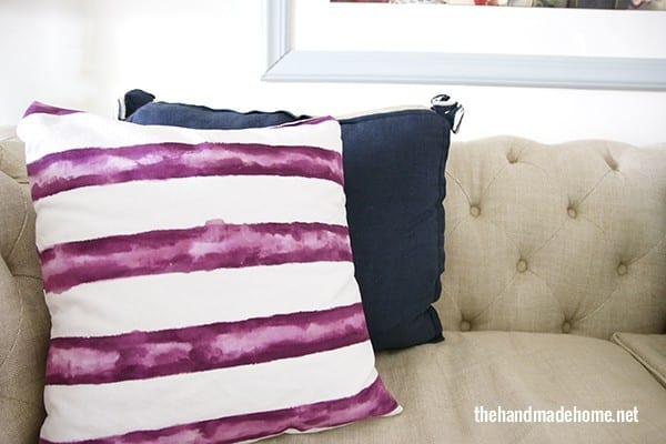 striped_watercolor_pillow