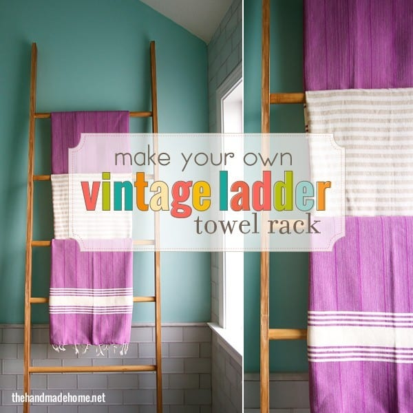 vintage_ladder_towel_rack