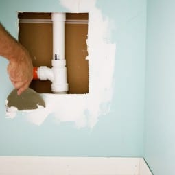 how to repair your drywall
