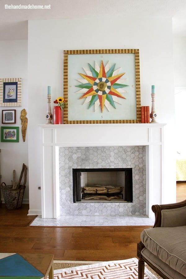 mantel_makeover