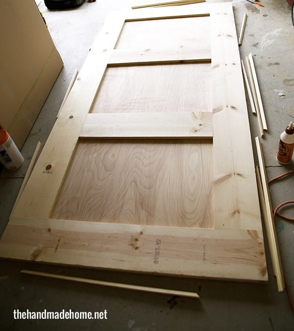 Building A Barn Door 3 Doors Pictures to pin on Pinterest