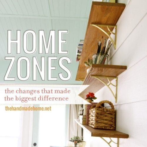 home zones : the biggest difference