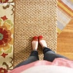 how to work with rugs