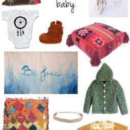 baby style: hippie love