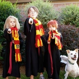 things I'm too old for this halloween {ghosts of halloweens past}