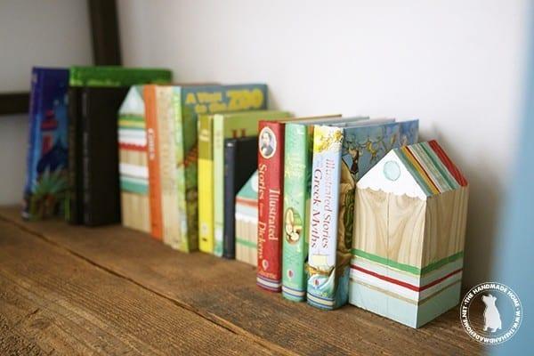 handmade_house_bookends