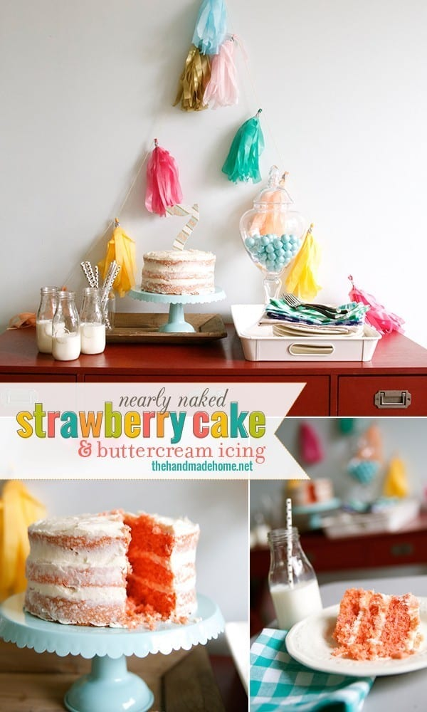nearly_naked_strawberry_cake_and_buttercream_icing