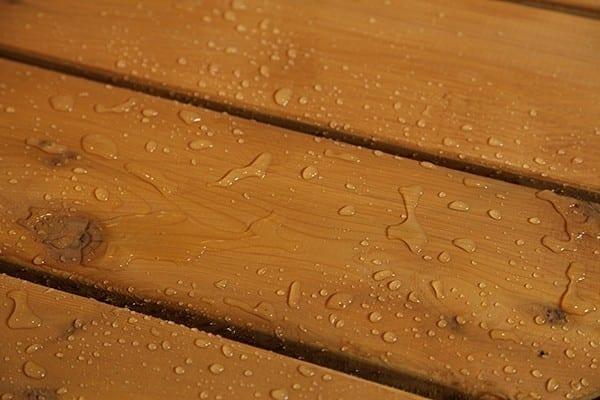 Deck #3 Splash Test