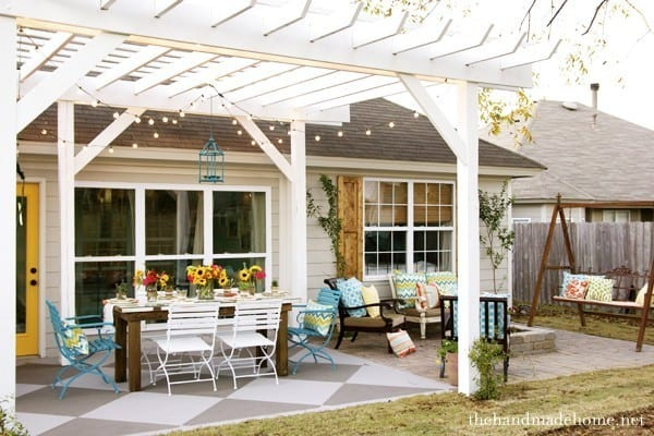 Easy Ways To Add Curb Appeal The Handmade Home