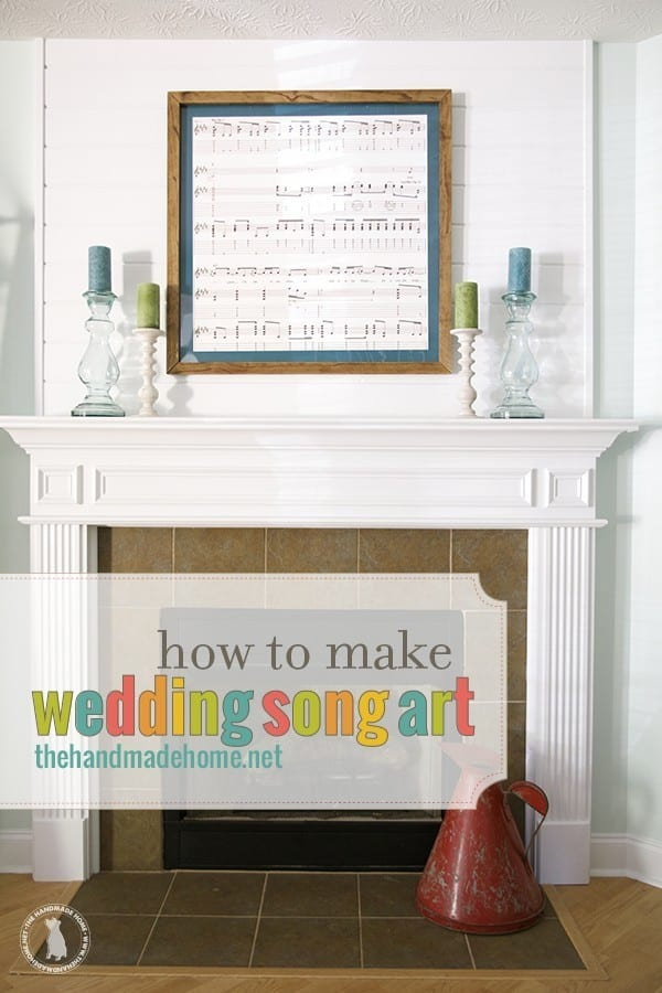 Perfect how to make wedding song art