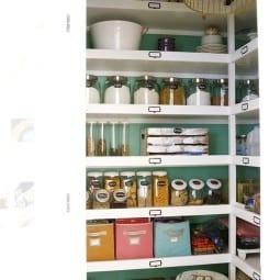 pantry organization tips