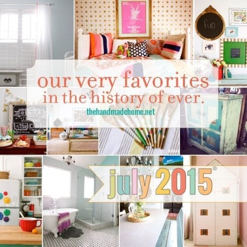 our very favorites in the history of ever {july 2015}