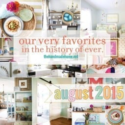 our very favorites in the history of ever {august 2015}