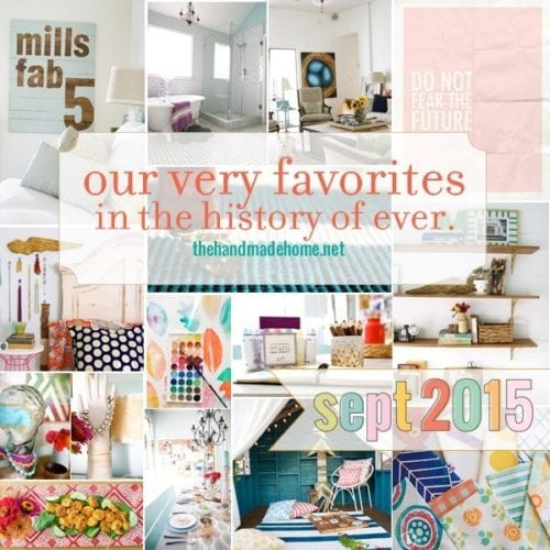 our very favorites in the history of ever {september 2015}