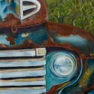 Americana – rusted grill