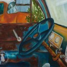 Americana – truck interior
