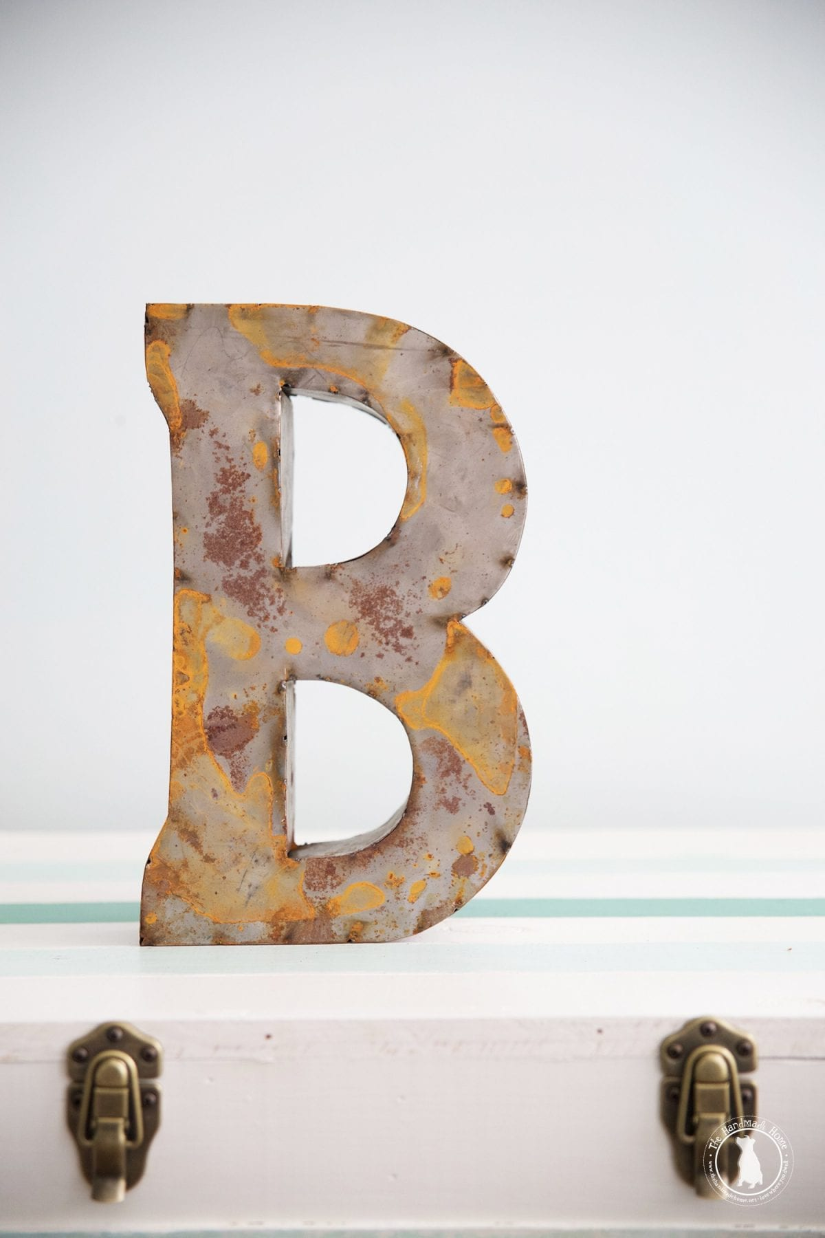 alphafantastical metal letters 36 inch height the With 36 metal letters