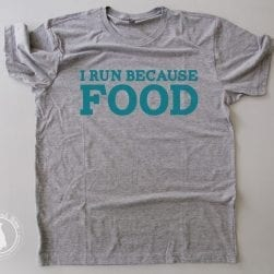 I_run_beacuase_food_unisex_placement
