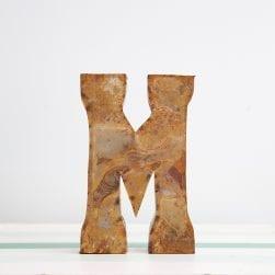 M-metal_letter