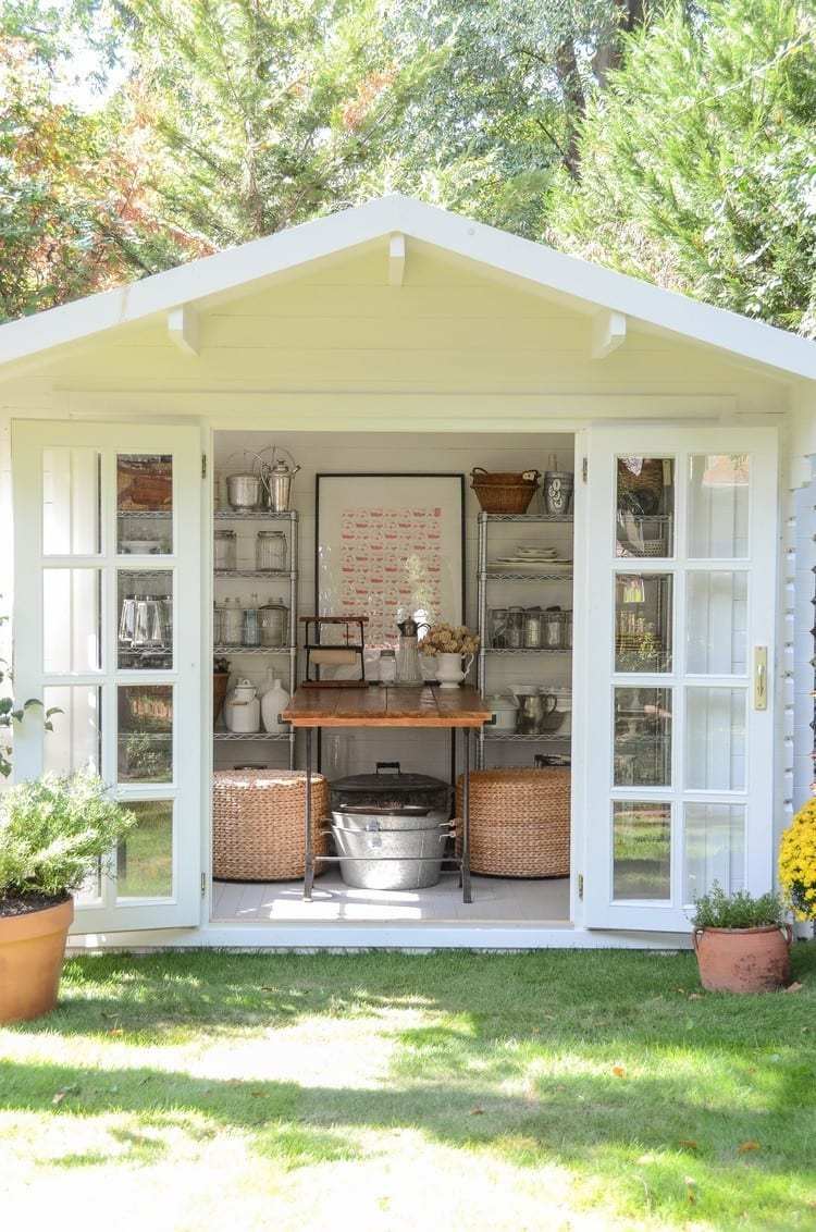 White+Garden+Shed