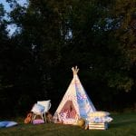 no sew teepee : the handmade home fabrics