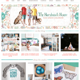 the handmade home studio… is live!