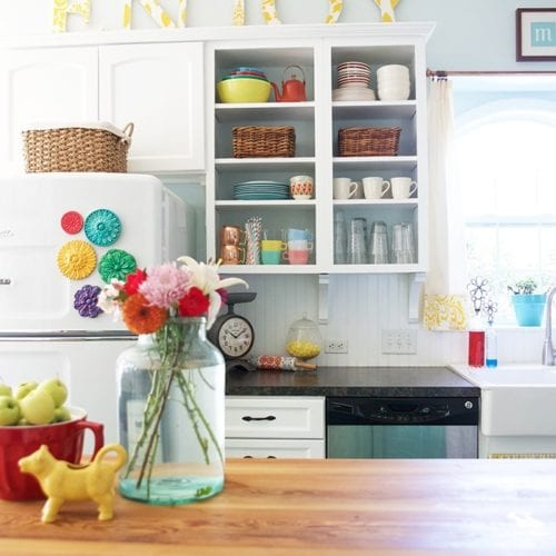 paint colors in the home {2016}