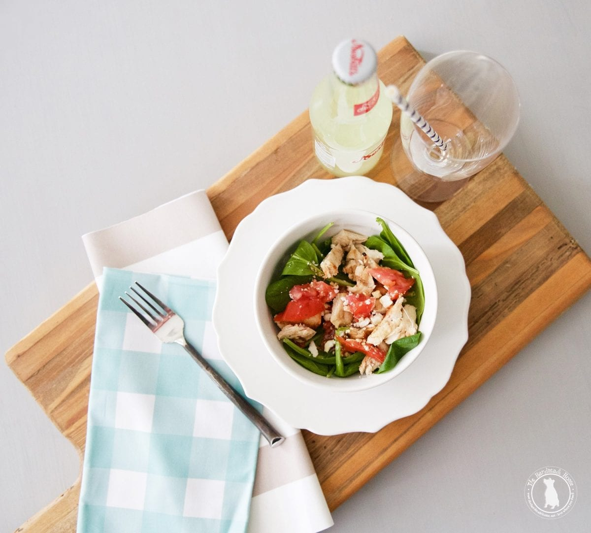Rice Cooker Recipes honey_lime_vinagarette_salad