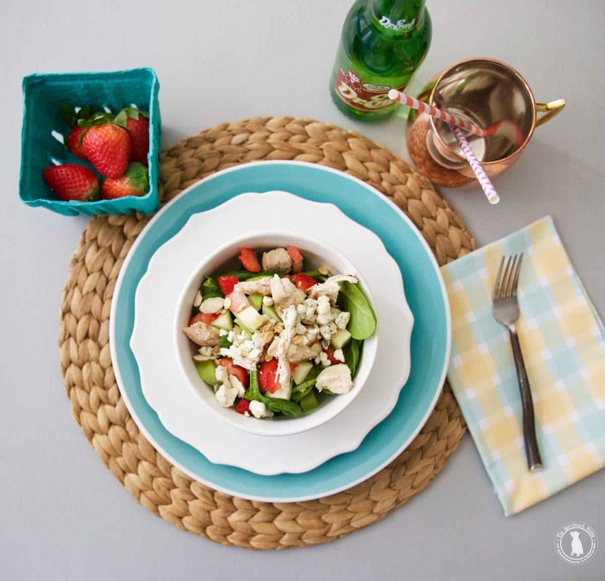 Rice Cooker Recipes grilled_chicken_salad_
