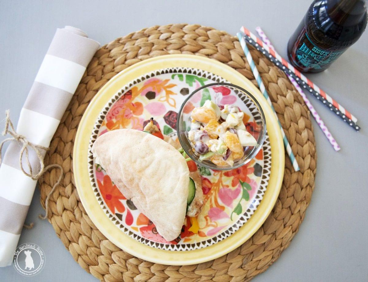 Rice Cooker Recipes chicken_mediterranean_pita_club