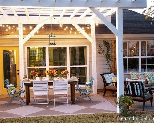 outdoor projects to try this spring