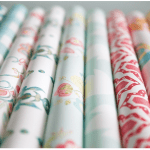 spring fabric + wallpaper sale