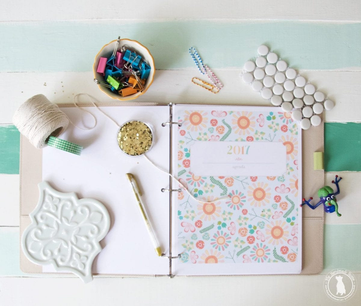 Free planner 2017 the handmade home for Free online table planner