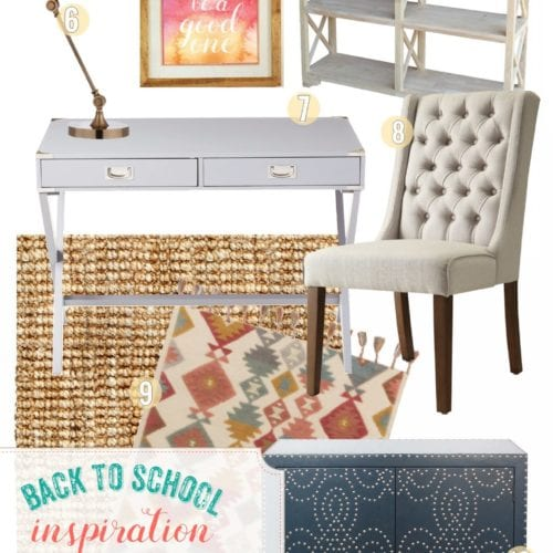 studio elements {back to school with wayfair}