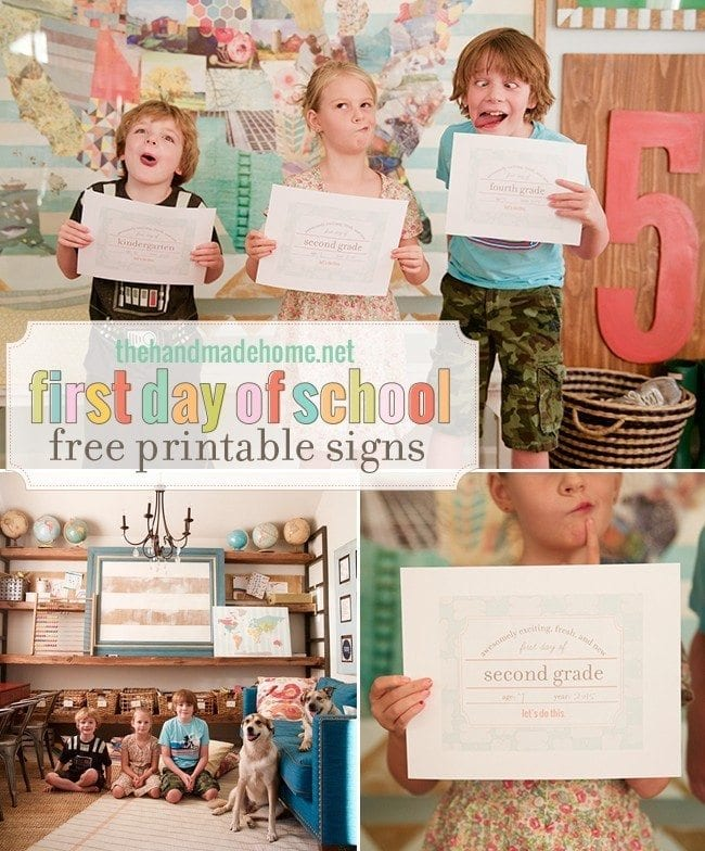 first_day_of_school_free_printable_signs
