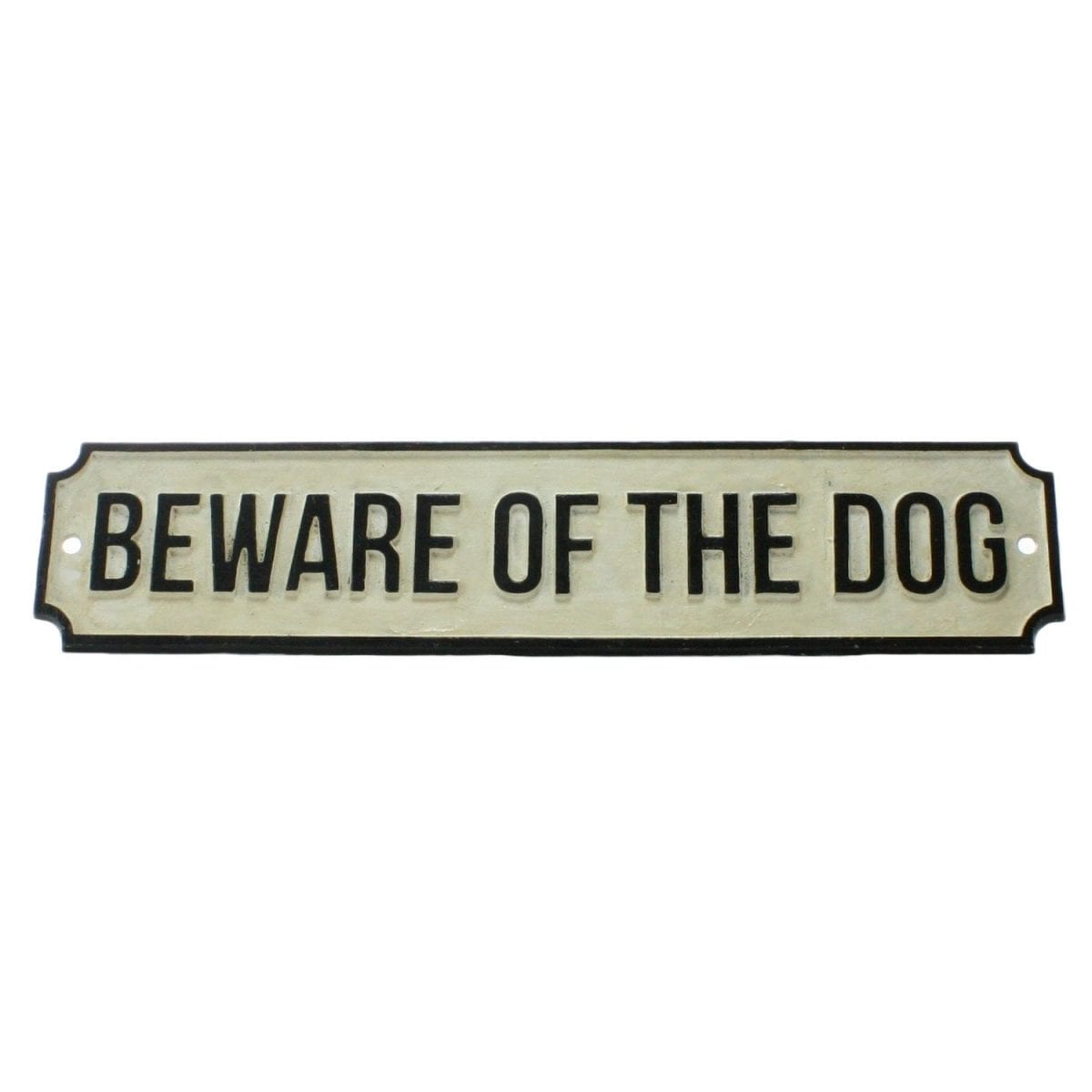 beware of the dog Find great deals on ebay for beware of dog sign in signs and plaques for dogs shop with confidence.