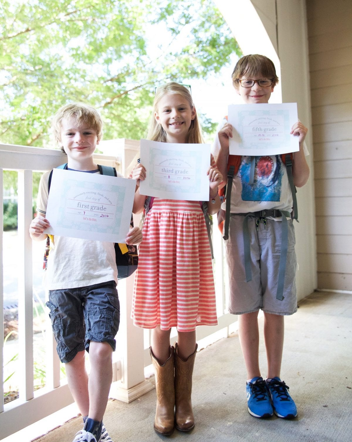 free_first_day_of_school_printables