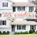 the process of installing new windows with window world