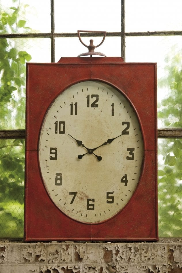 large_red_clock
