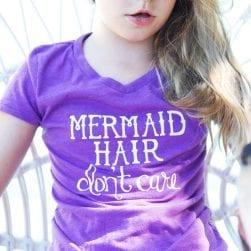 mermaid_hair_kids_shirt