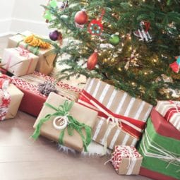 gift wrapping ideas with waverly inspirations