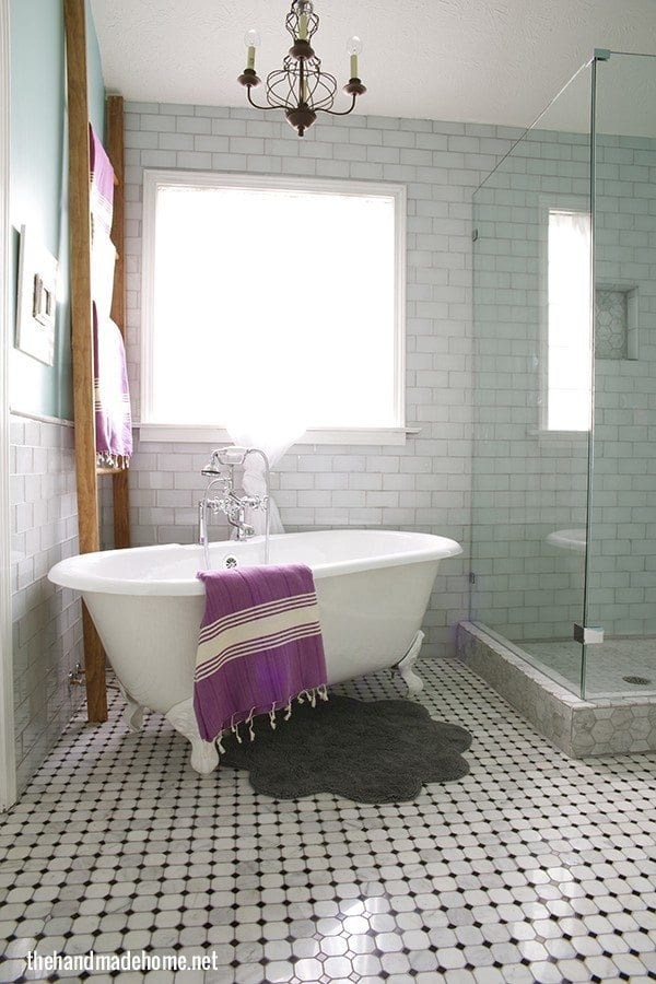 Elegant Maria meet your new best friend The freestanding tub without feet of course