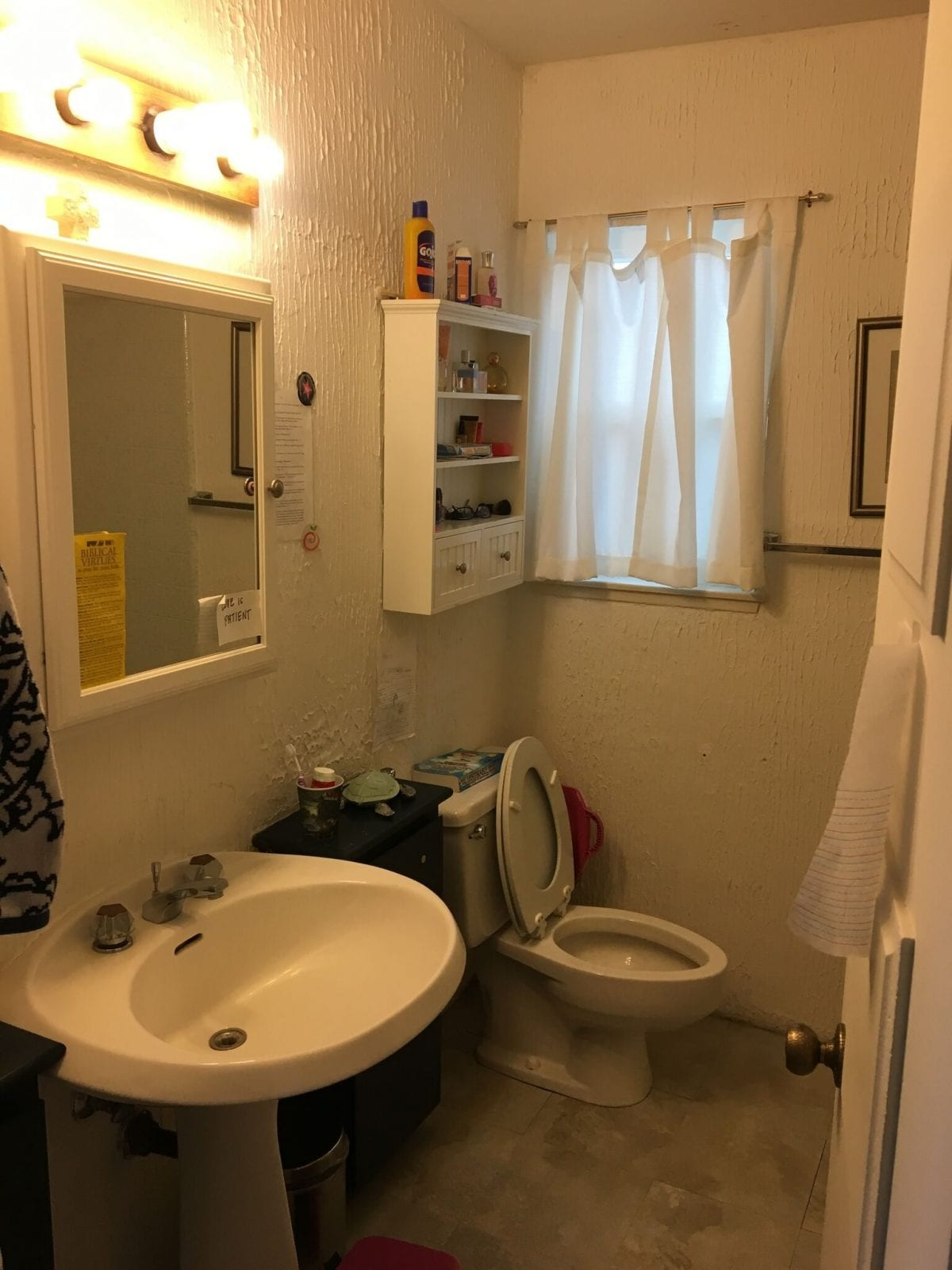 A Small Kids Bathroom Inspiration The Handmade Home