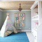 house for hope: kids bonus room