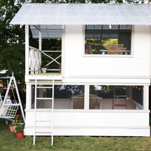 handmade hideaway 2.0 – roof framing and siding