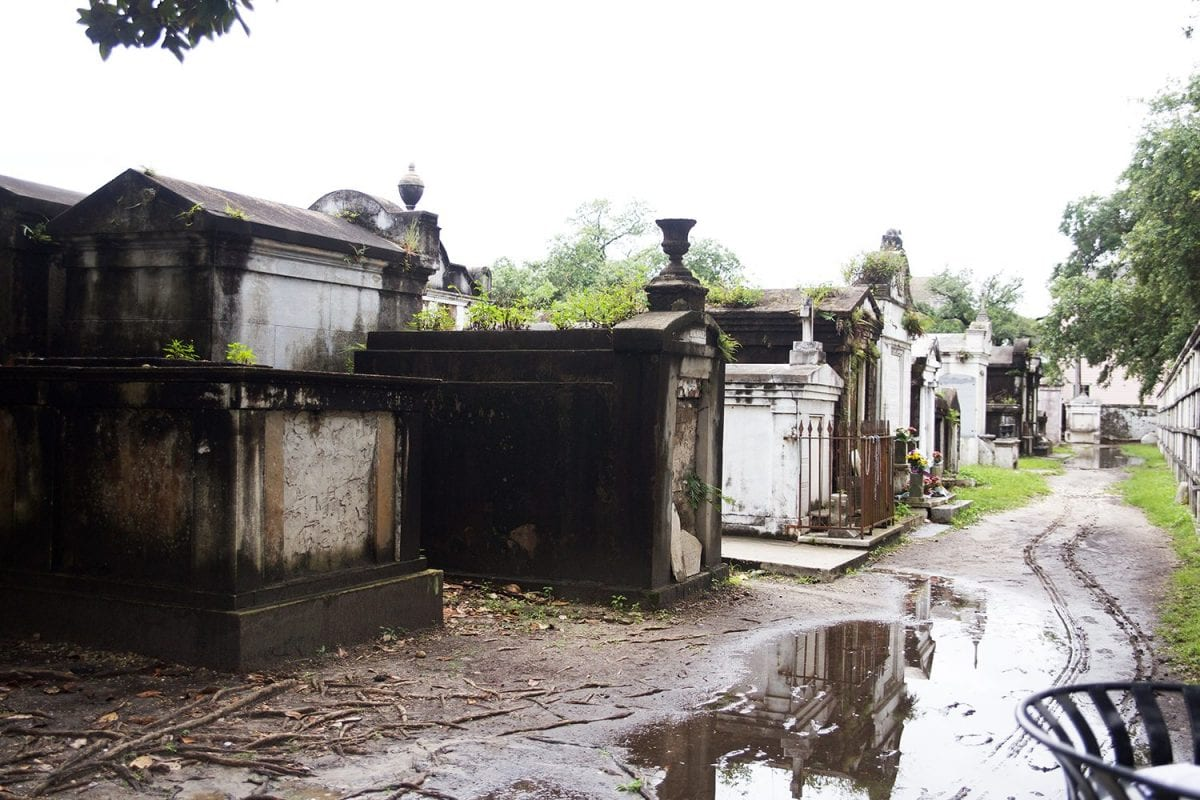 Things to do in New Orleans - cemetary