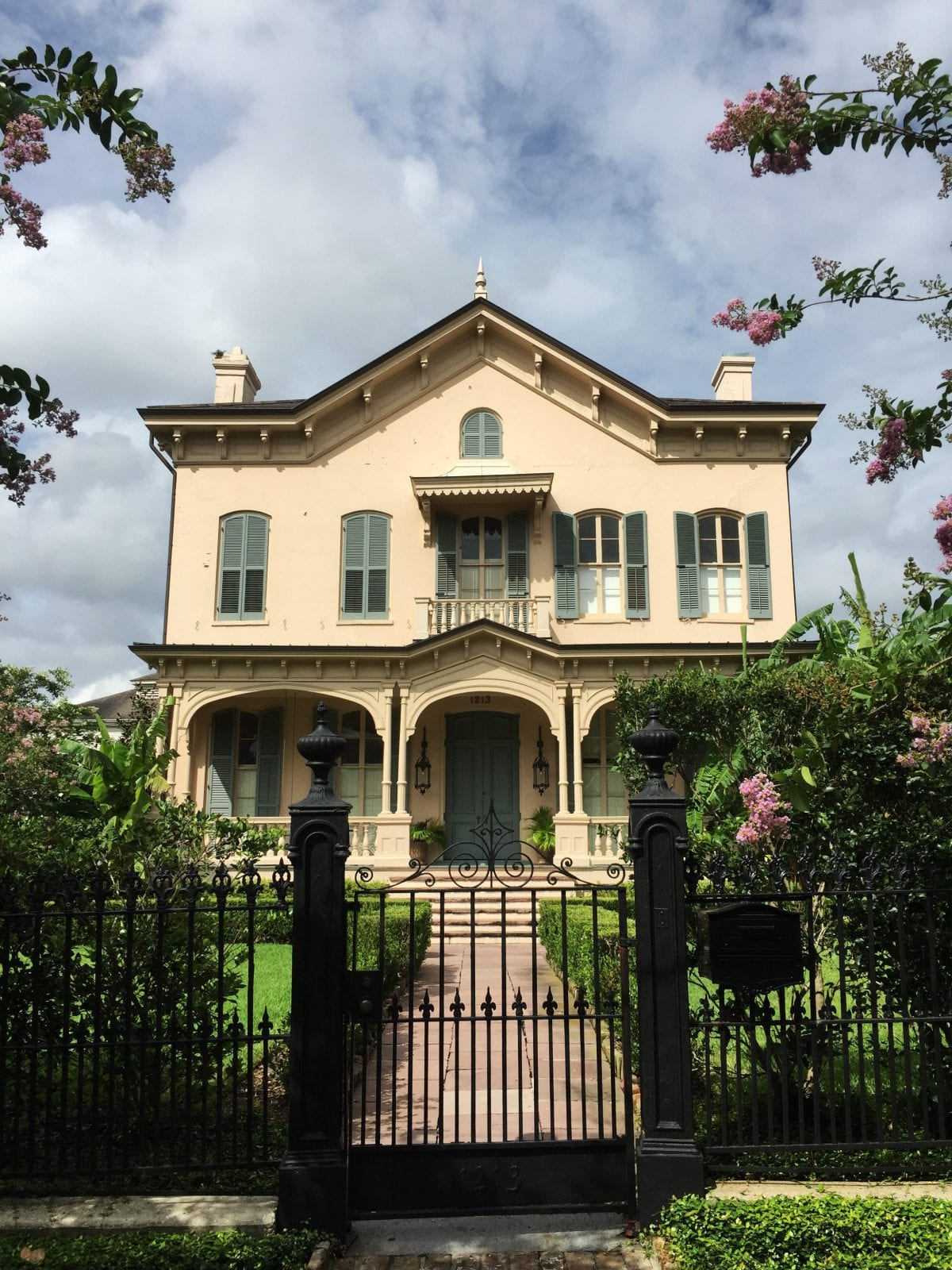 Things to do in New Orleans - homes